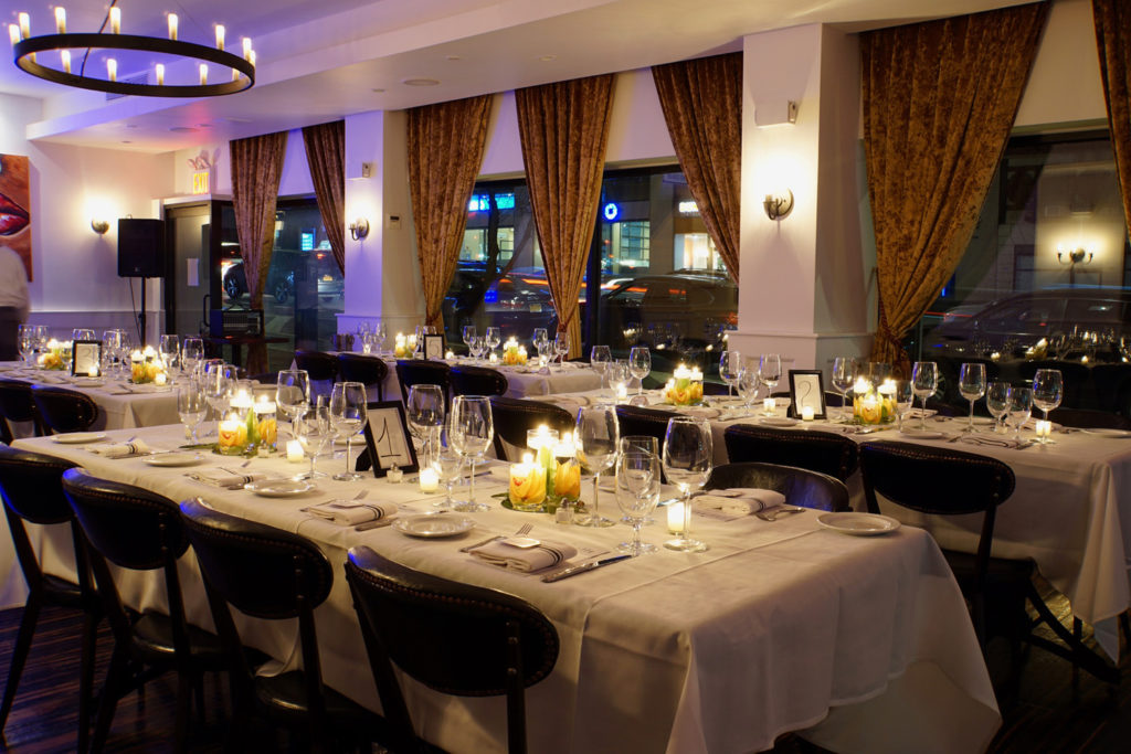 Private Dining Midtown East New York City Copinette Nyc